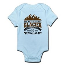 Glacier Vintage Infant Bodysuit