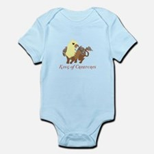 King Of Creatures Body Suit