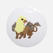 Creatures Ornament (Round)