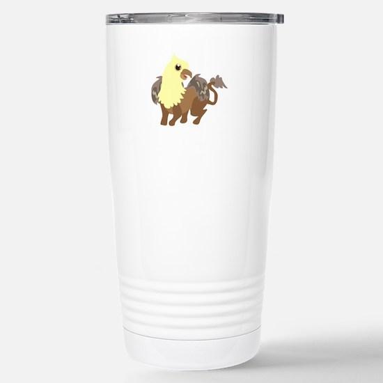 Creatures Travel Mug
