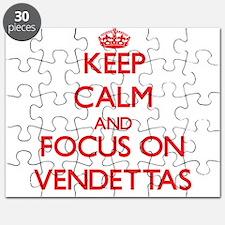 Cute Vendetta Puzzle