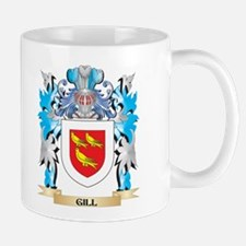 Gill Coat of Arms - Family Crest Mugs