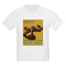 1949 Children's Book Week Kids T-Shirt