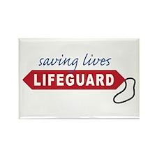 Saving Lives Magnets