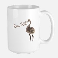 Emu Kid Mugs