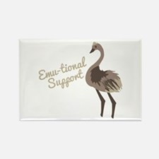 Emu-tional Support Magnets