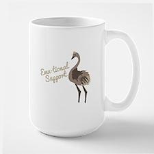 Emu-tional Support Mugs