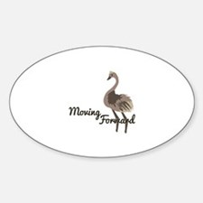 Moving Forward Decal