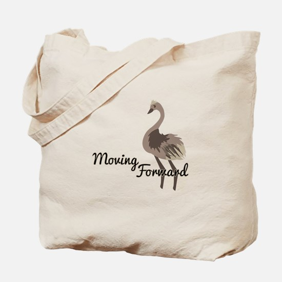 Moving Forward Tote Bag