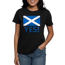 Scotland-YES T-Shirt
