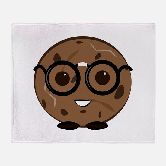 Smart Cookies Throw Blanket