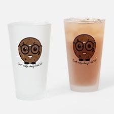 Smart Cookies Drinking Glass