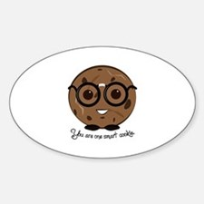 One Smart Cookies Decal