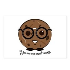One Smart Cookies Postcards (Package of 8)