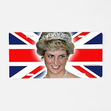 HRH Princess Diana Professional Photo Aluminum Lic