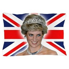 HRH Princess Diana Professional Photo Pillow Case