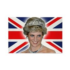 HRH Princess Diana Professional Photo Magnets