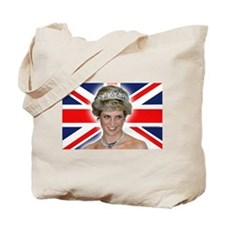 HRH Princess Diana Professional Photo Tote Bag