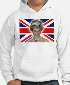 HRH Princess Diana Professional Photo Jumper Hoody