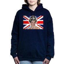 HRH Princess Diana Professional Photo Women's Hood