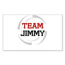 Jimmy Rectangle Decal