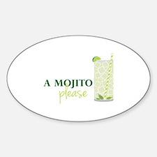 A Mojito Please Decal