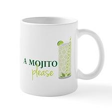 A Mojito Please Mugs