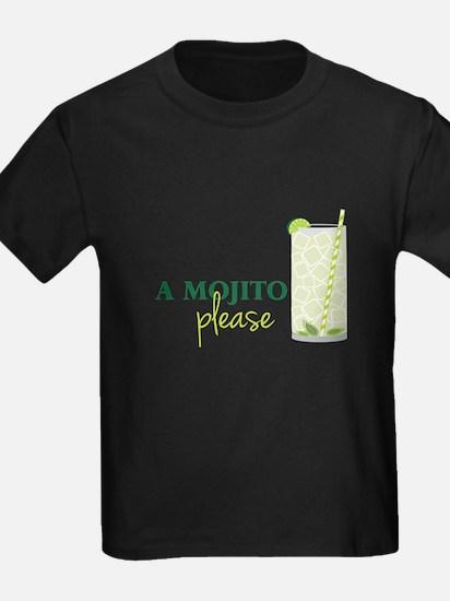 A Mojito Please T-Shirt