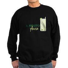 A Mojito Please Sweatshirt