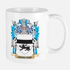 Giordano Coat of Arms - Family Crest Mugs
