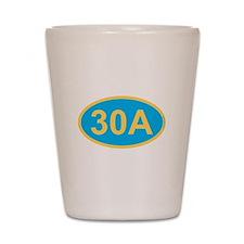 30A Florida Emerald Coast Shot Glass