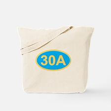 30A Florida Emerald Coast Tote Bag