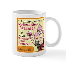 medical alert Mug