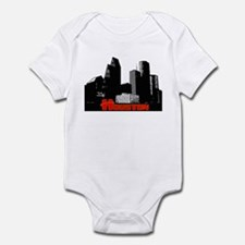 Houston Skyline Infant Bodysuit