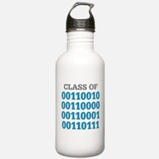 Cute 2017 graduation Water Bottle