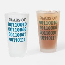 Cute Software engineer Drinking Glass