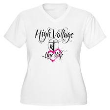 Unique Line wife T-Shirt