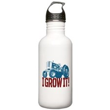 I Grow It Patriotic Water Bottle