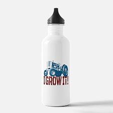 I Grow It Patriotic Water Bottle