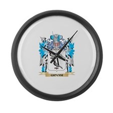 Cute Giovani Large Wall Clock