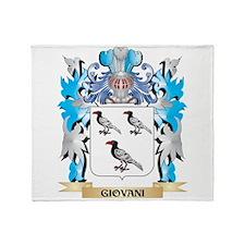 Cute Giovani Throw Blanket