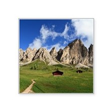 Dolomiti - Cir mount Sticker