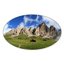 Dolomiti - Cir mount Decal