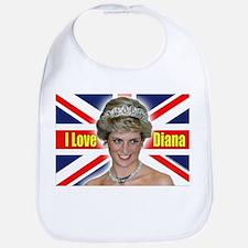 HRH Princess Diana Pro Photo Bib