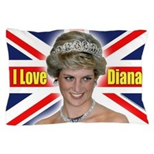 HRH Princess Diana Pro Photo Pillow Case