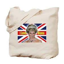 HRH Princess Diana Pro Photo Tote Bag
