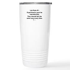 Cute Experiment Travel Mug
