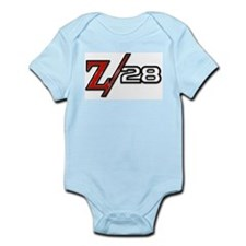 Z28-tee wht Body Suit