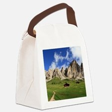 Cute Alto adige Canvas Lunch Bag