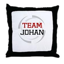 Johan Throw Pillow
